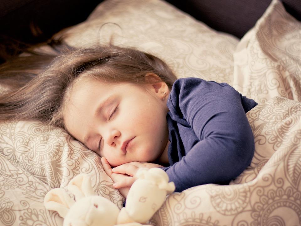 Сънят – важен фактор за здравето на децата
