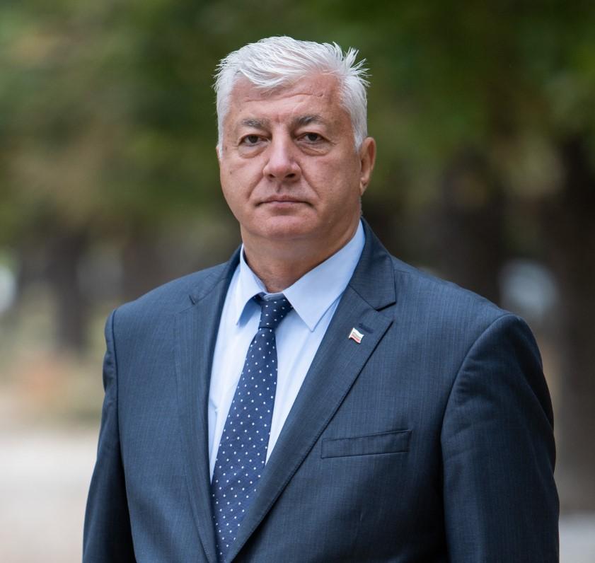 Зам.-кметът на Пловдив инж. Анести Тимчев и Фондация
