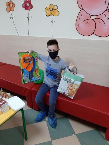 11г. Детско отделение ПЪЛМЕД.Честит Международен ден на детето.
