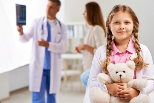Седмица на профилактичните прегледи за деца в