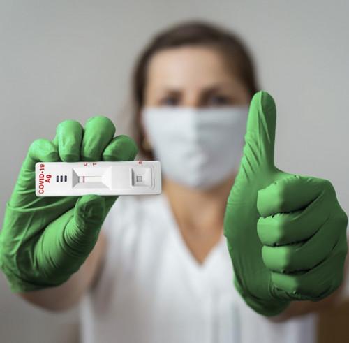 """""""Пълмед"""" с бърз антигенен тест за COVID-19"""